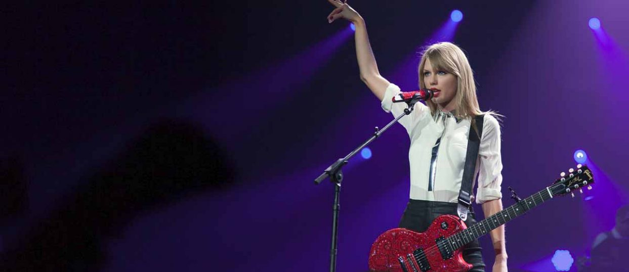 Taylor Swift live @ The Vector Arena