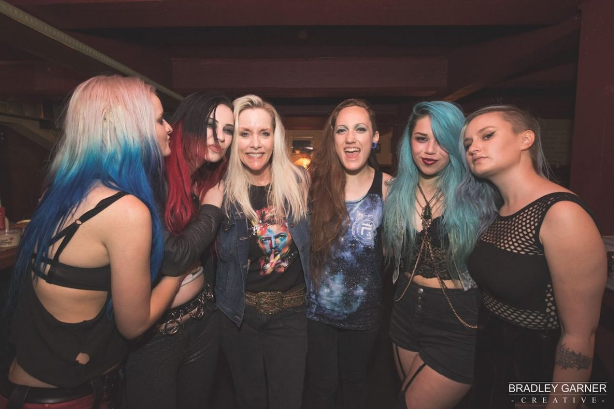 A Tour Diary, Blue Ruin and Cherie Currie