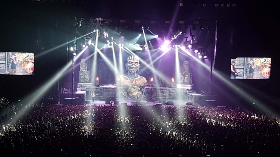 Iron Maiden – Live @ Vector Arena, Auckland – Full Review and photos