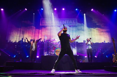 Rudimental – Live @ Vector Arena, Auckland 2016. Full Review and Photos