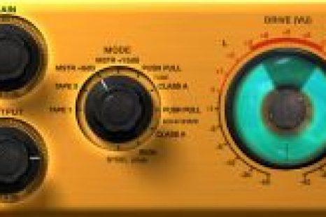 IK Multimedia releases T-RackS Saturator X