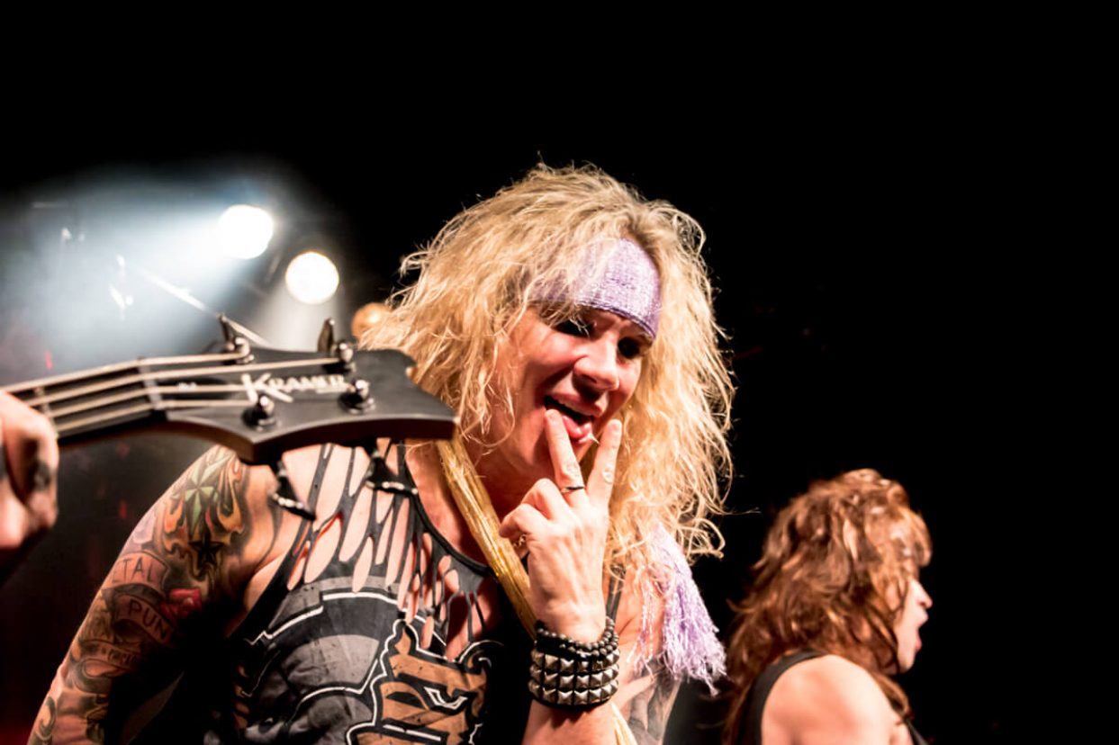 Steel Panther – Live @ the Powerstation, Auckland. Review and Photos