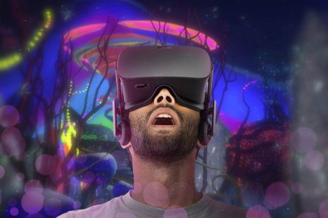 A Virtual Reality Future for Music
