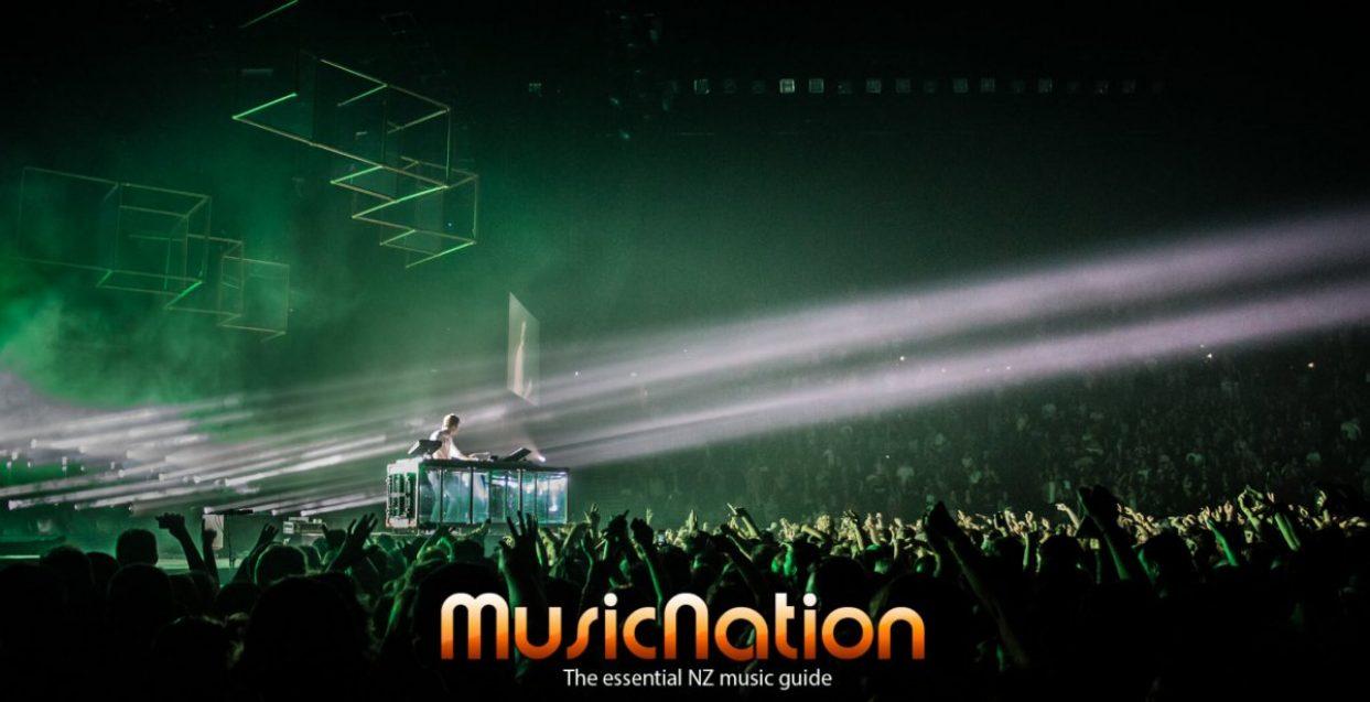 PHOTOS: Flume – Live @ Vector Arena, Auckland