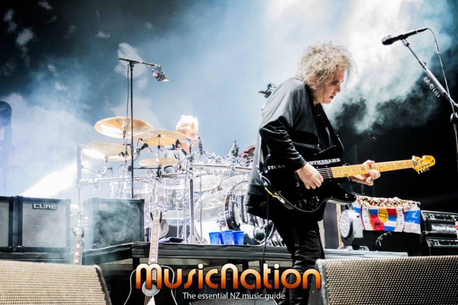 PHOTOS: The Cure – Live @ Vector Arena, Auckland 2016