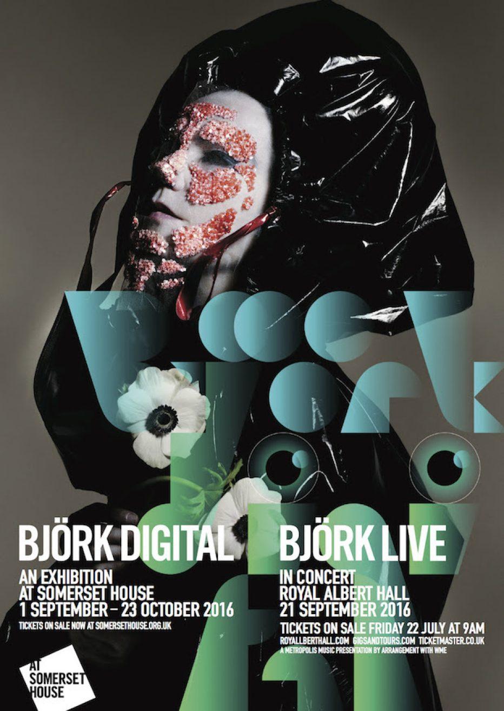 Björk Announces London Virtual Reality Exhibition
