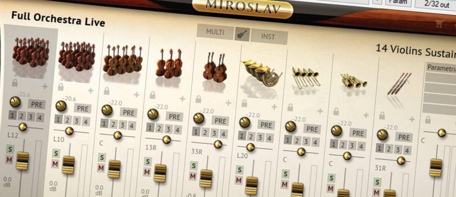 IK Multimedia Miroslav Philharmonik 2 – Band in a Box