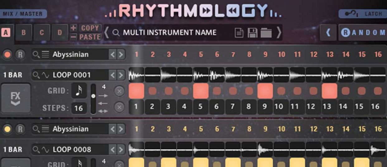 Sample Logic – LOOP SESSION SERIES – RHYTHMOLOGY
