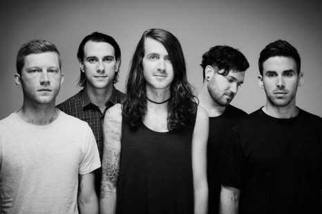 "Mayday Parade announce ""A Lesson In Romantics 10 Year Anniversary Tour"""