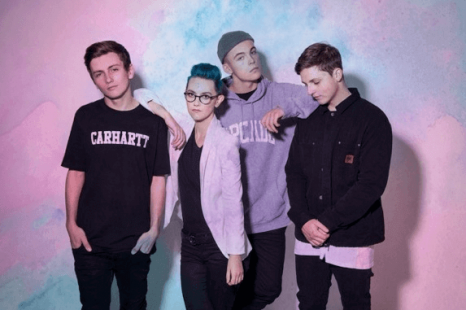 Auckland's OPENSIDE to open for All Time Low