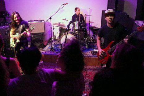 Violet Highway: Breathe EP Release, Wine Cellar 22nd April
