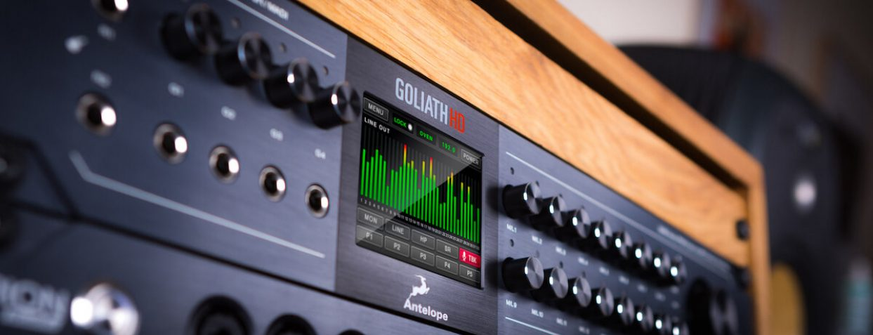Antelope Audio impress with additions to vintage hardware-based effects library