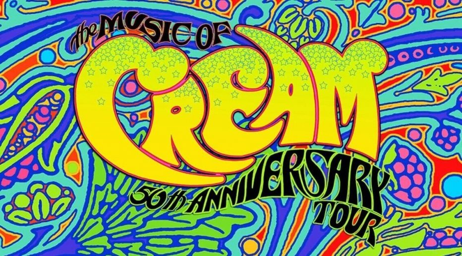 The Music of Cream – 50th Anniversary Tour