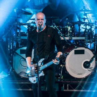 Devin Townsend – Live @ The Powerstation, Auckland 2017