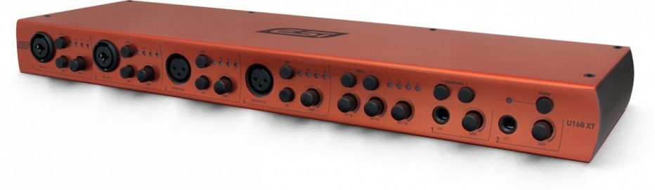 ESI brings better performance to USB audio technology with progressive professional audio interfaces