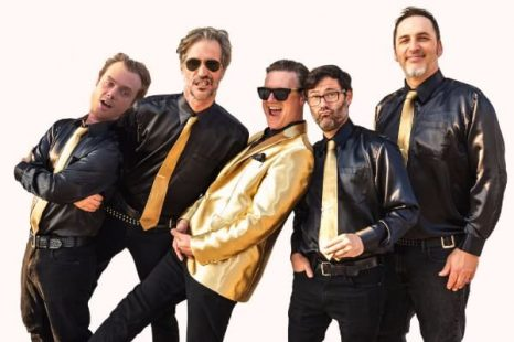 Me First And The Gimme Gimmes NZ tour 2017
