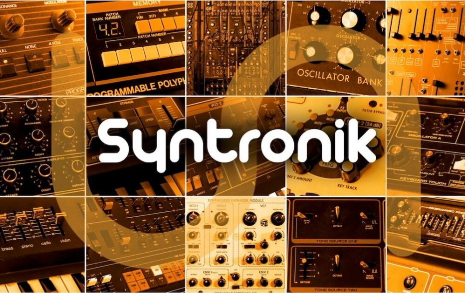 IK Multimedia introduce Syntronik: the most iconic to ultra-rare and painstakingly multi-sampled vintage synthesizers.