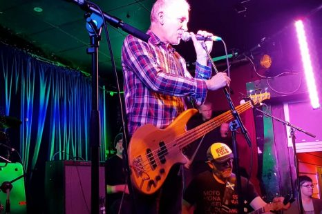 The Bats – Live @ The Kings Arms, Auckland 2017