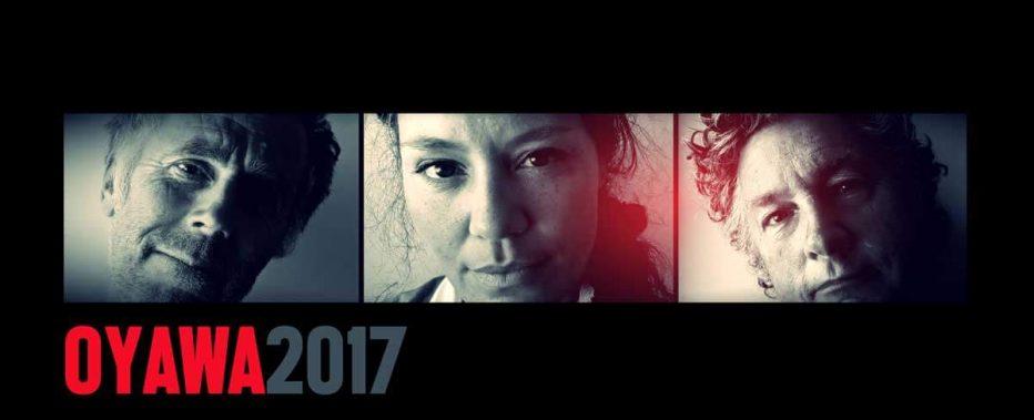 Waiheke three piece Oyawa album release 'Chica'