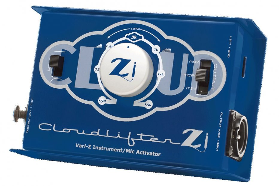 Cloud Ships Cloudlifter Zi DI and Mic Activator