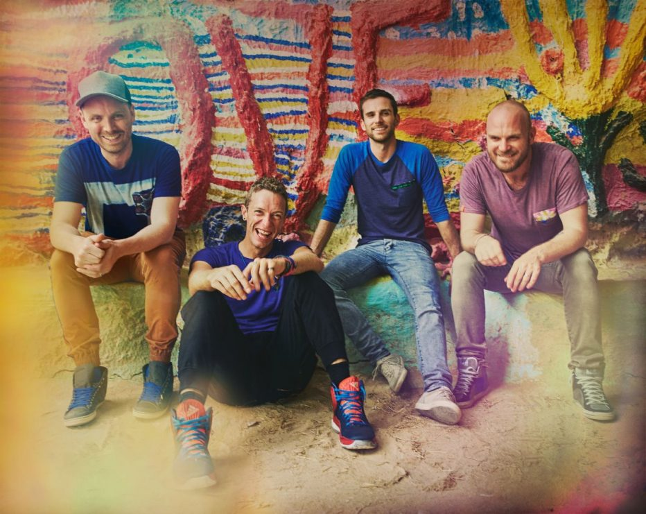 Coldplay Announce Upcoming EP and Release New Song