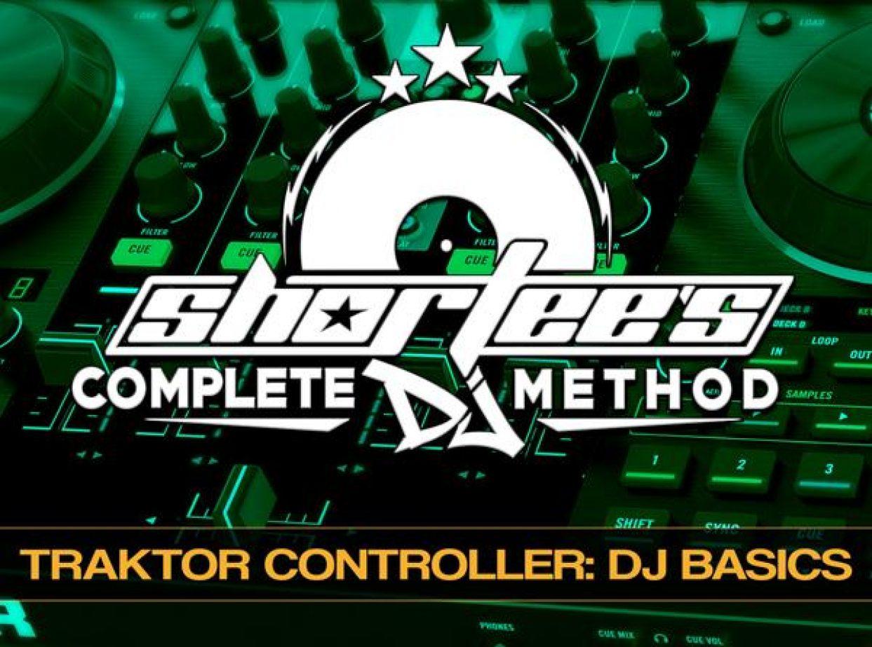 DJ Basics with a Traktor Controller
