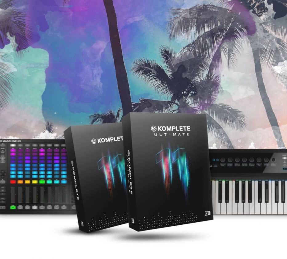 Native Instruments launches 'Summer of Sound' sales special