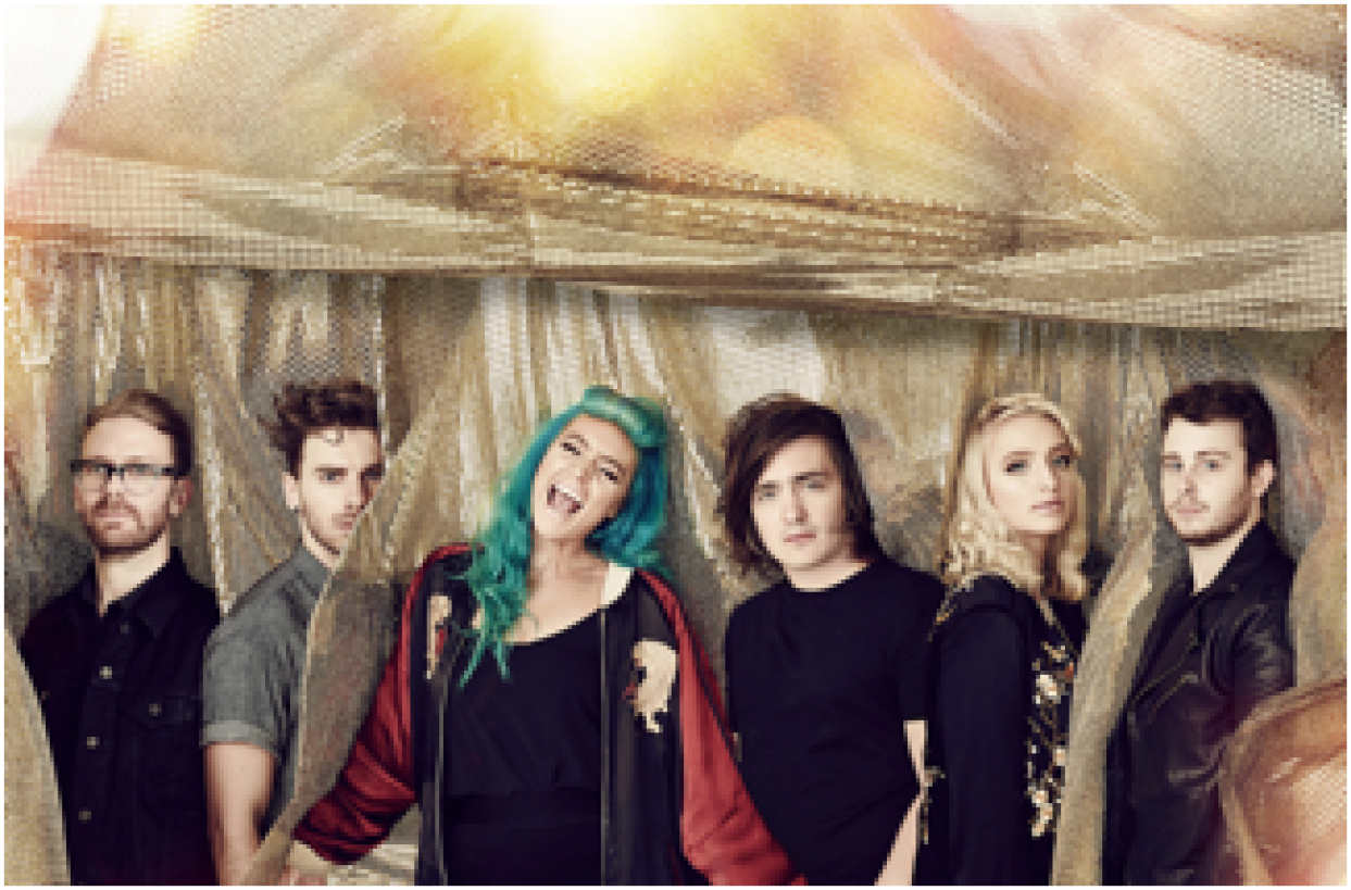 SHEPPARD RELEASE NEW SINGLE 'EDGE OF THE NIGHT'