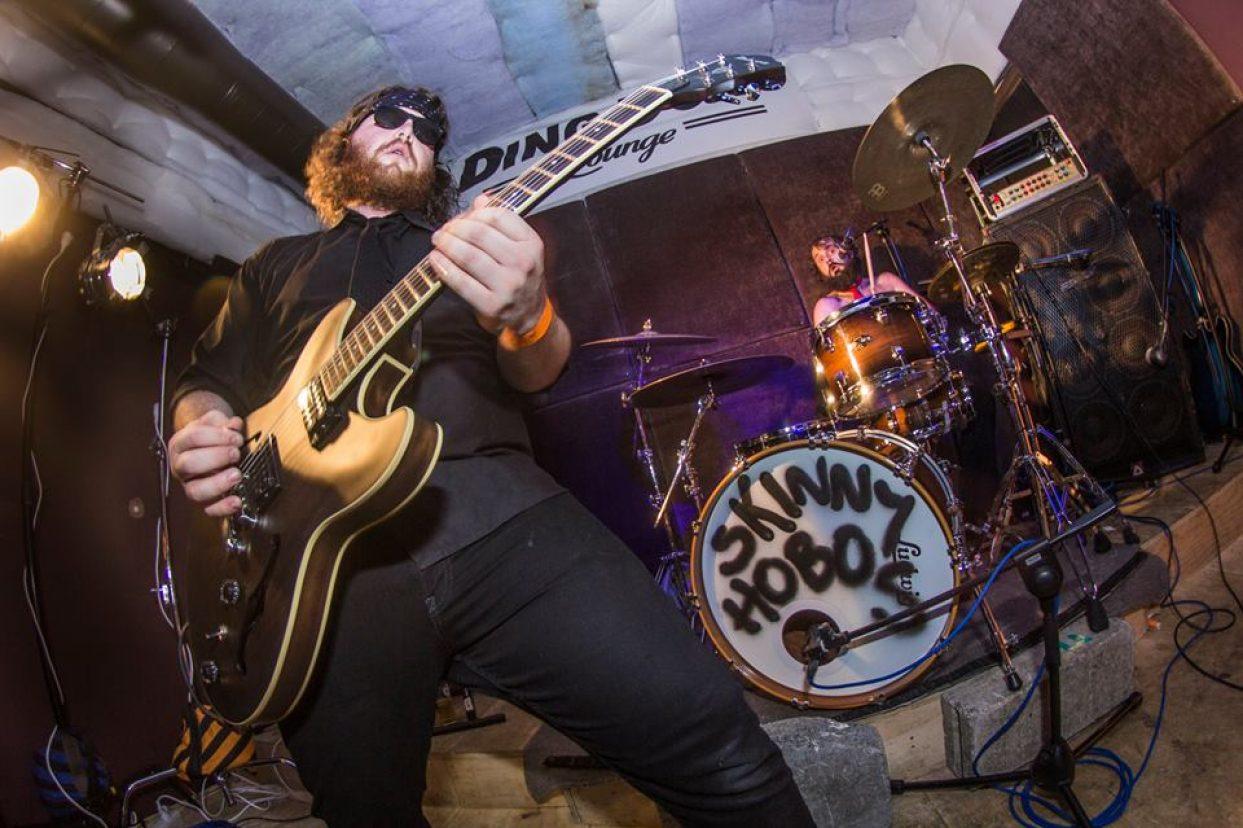 Skinny Hobos unleash new single SUBURBAN LIVING