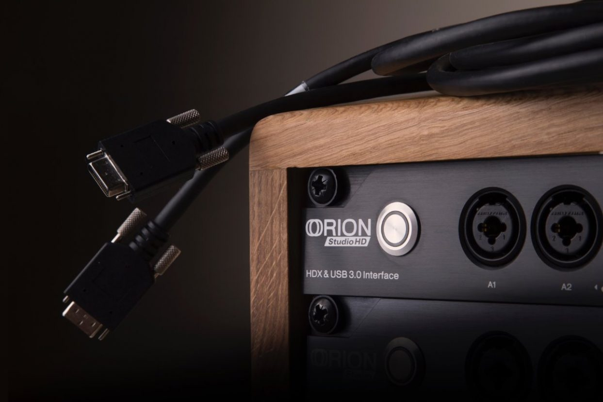 Antelope Audio announces availability of Orion Studio HD HDX & USB 3.0 Interface