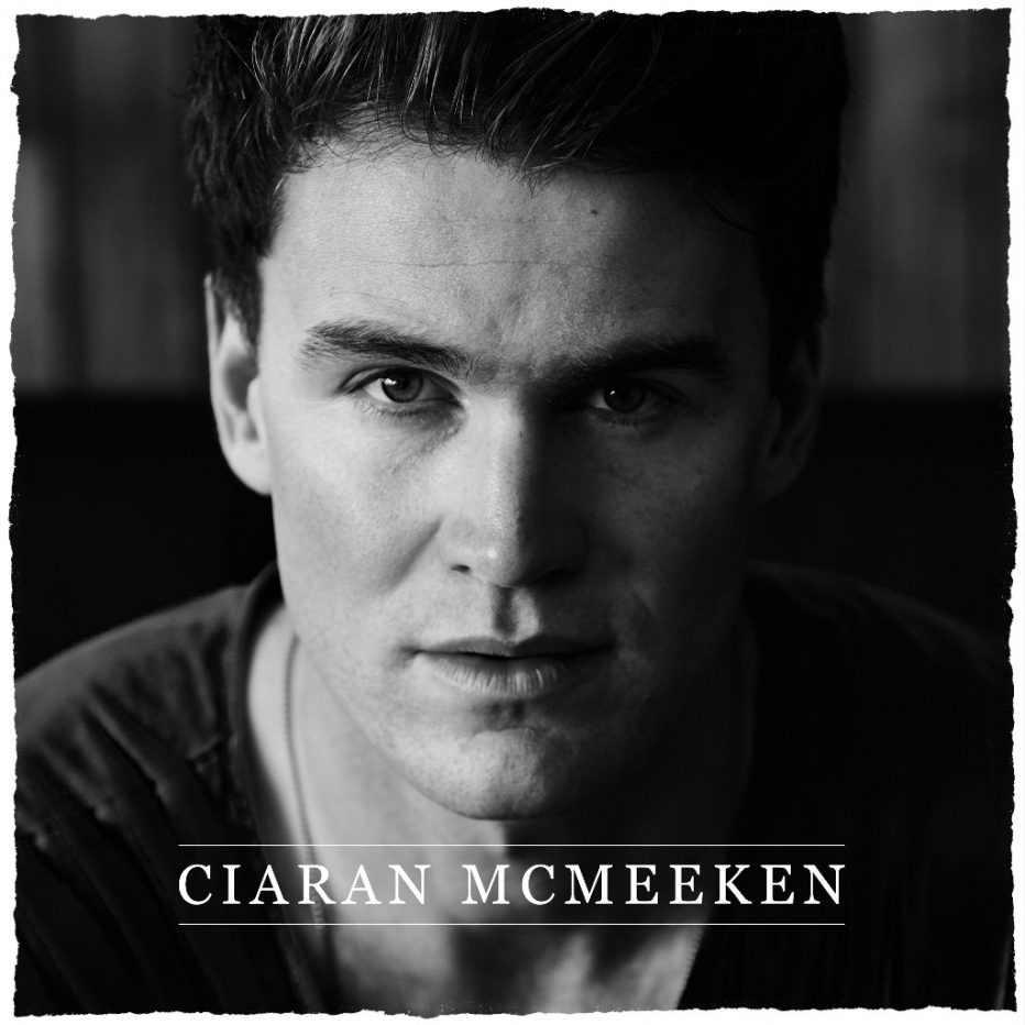 Ciaran McMeeken debut album now available for pre-order