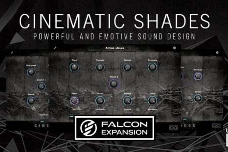 UVI announces Cinematic Shades Falcon expansion