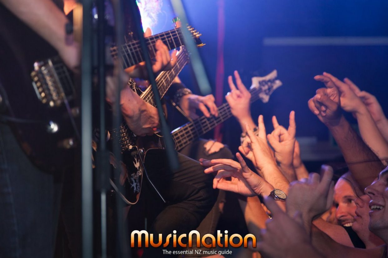 DragonForce – Live @ The Kings Arms