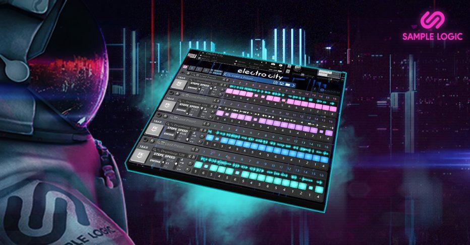 Sample Logic: Electro City – Energize Your Sound