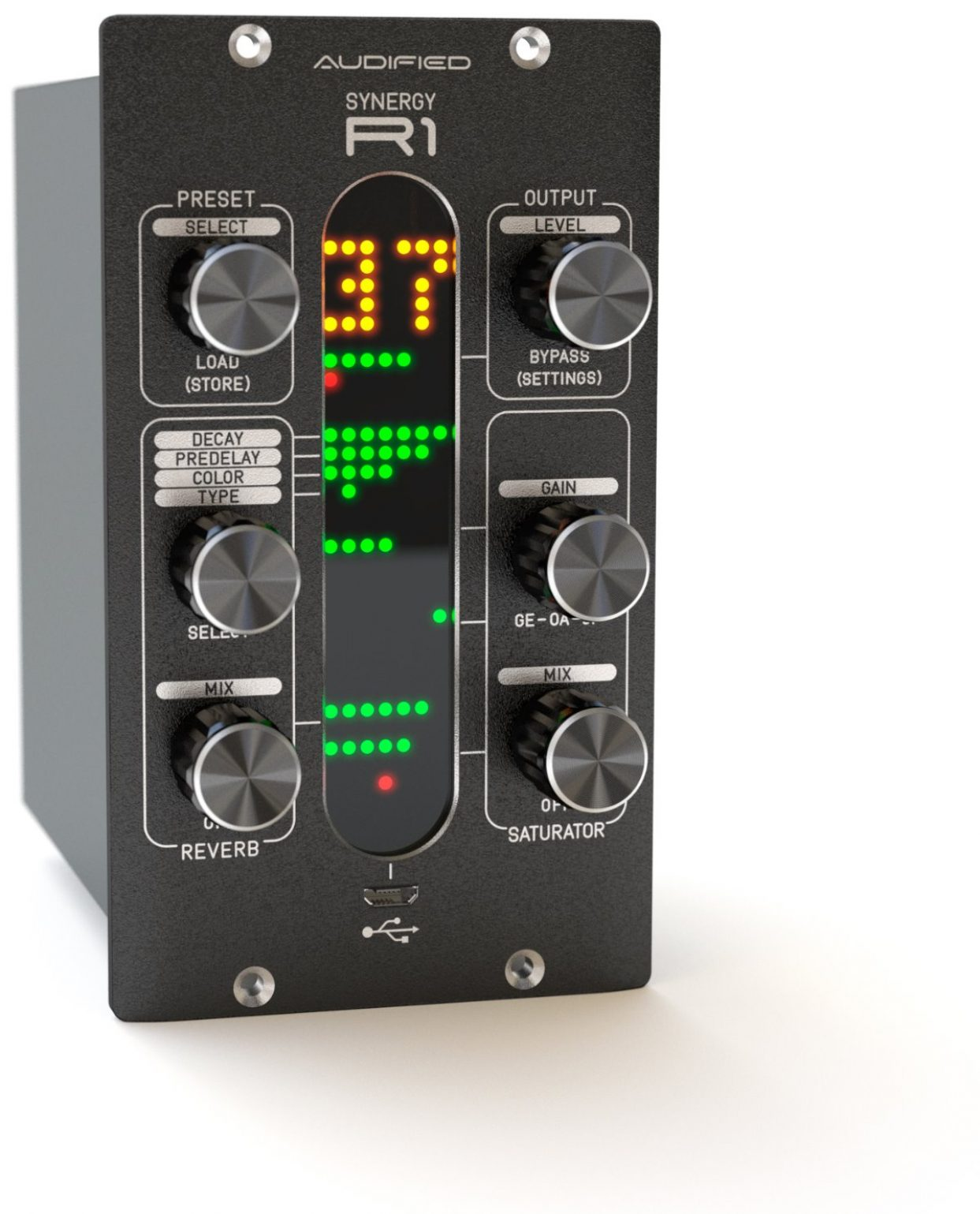 Audified makes matchless move into 500 series software/hardware hybrid digital/analogue processing