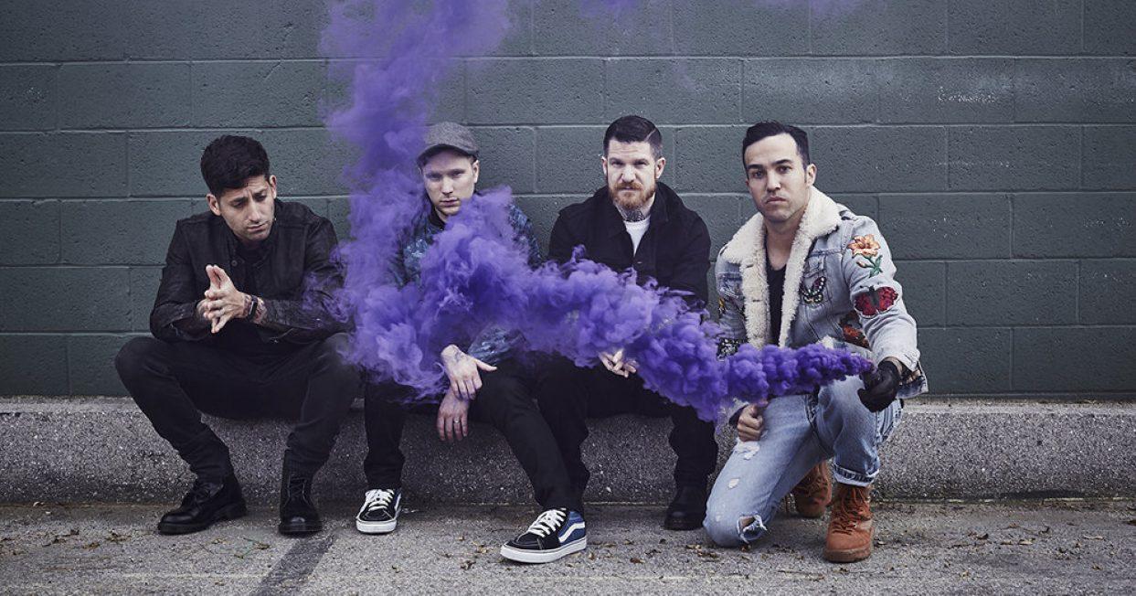Fall Out Boy Announce NZ Show