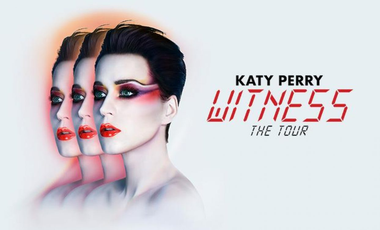 GLOBAL SUPERSTAR KATY PERRYCONFIRMED TO TOUR NEW ZEALAND IN 2018