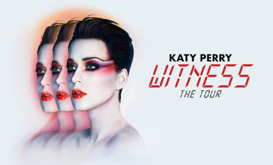 GLOBAL SUPERSTAR KATY PERRY CONFIRMED TO TOUR NEW ZEALAND IN 2018