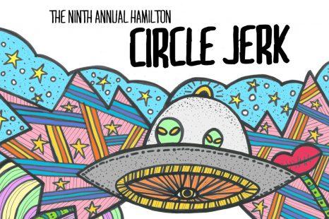 Hamilton Live Music Trust presents Ninth Annual Hamilton Circle Jerk