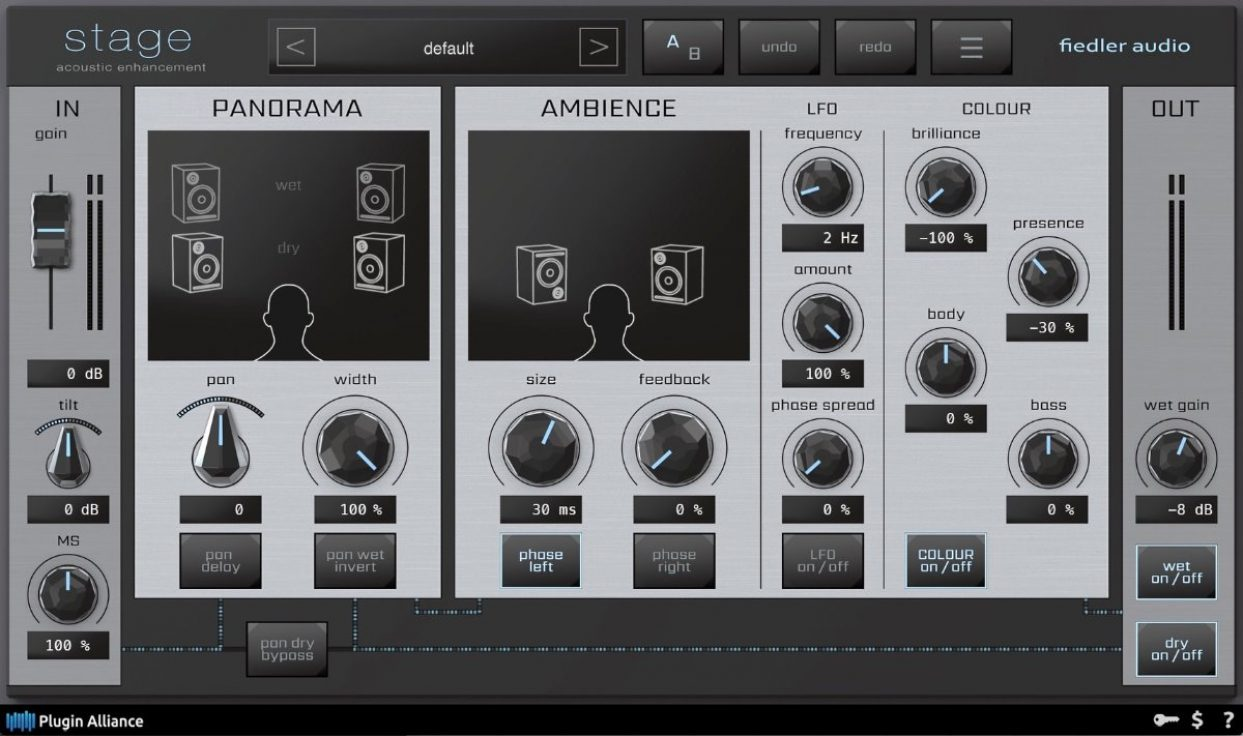 Fiedler Audio plugin premiere takes center stage