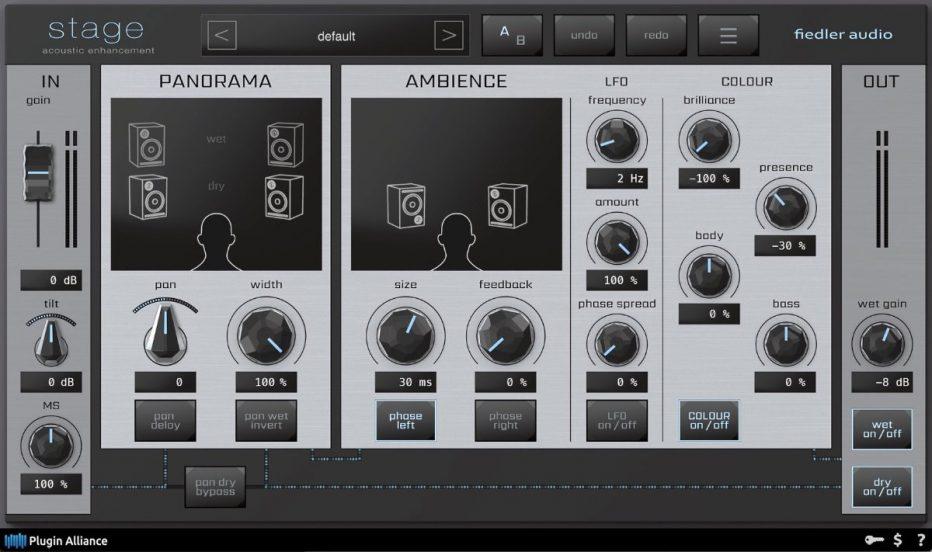 Fiedler Audio plugin premiere takes center stage