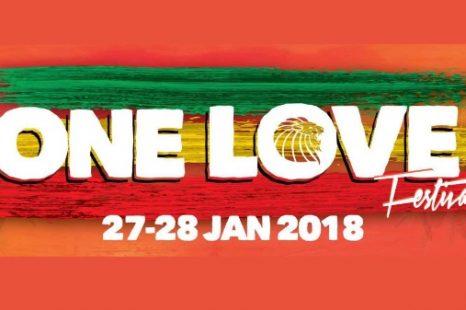 ONE LOVE 2018 – BIGGER & BETTER