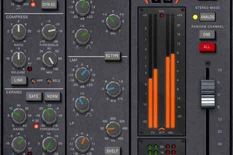 Brainworx hits home run replicating renowned British console sound with bx_console G plugin