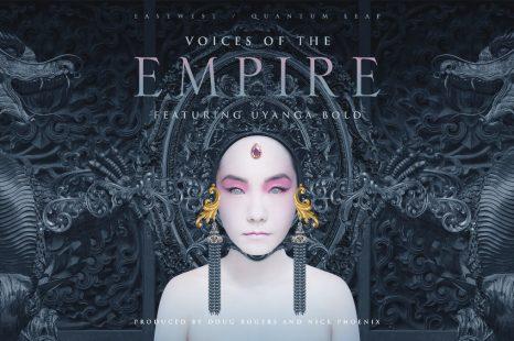 EastWest Announces VOICES OF THE EMPIRE