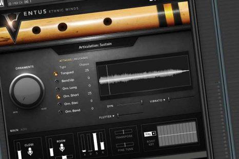 Impact Soundworks Ventus Ethnic Winds Bansuri – Maximum Playability