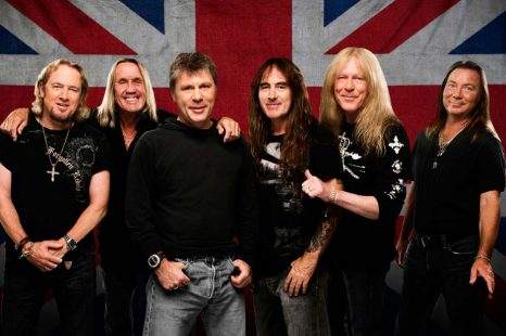 Iron Maiden Announce New Live Album