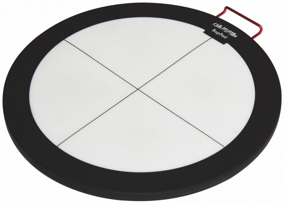 Keith McMillen Instruments announce availability of BopPad smart sensor electronic drum pad controller