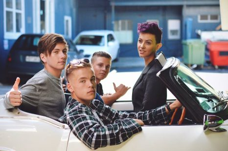 OPENSIDE ANNOUNCED AS FALL OUT BOY AUCKLAND SUPPORT