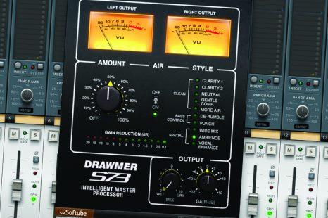 Softube Drawmer S73 – Master Blaster