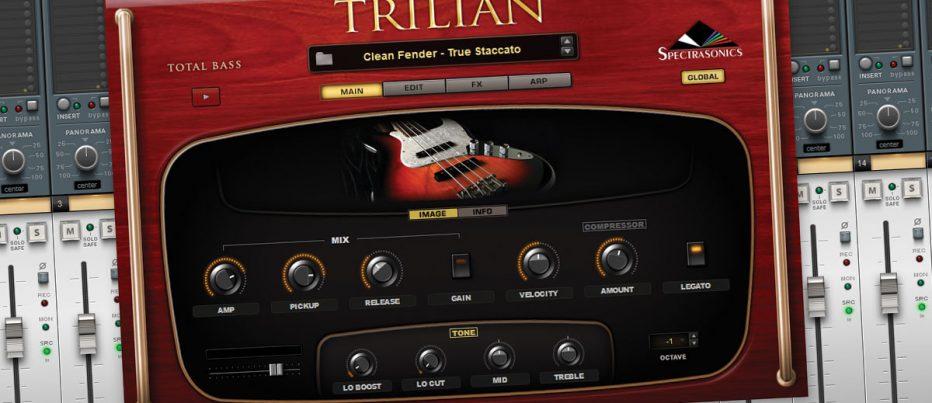 Spectrasonics Trilian - Low so good! - Music Nation